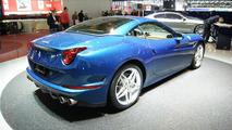 Ferrari California T launched in Geneva