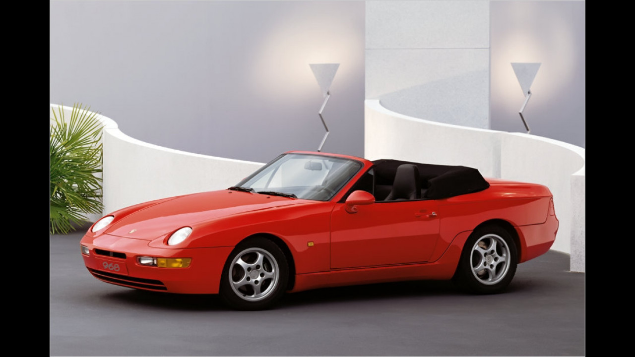 Porsche 968 Cabriolet (1991-1995)