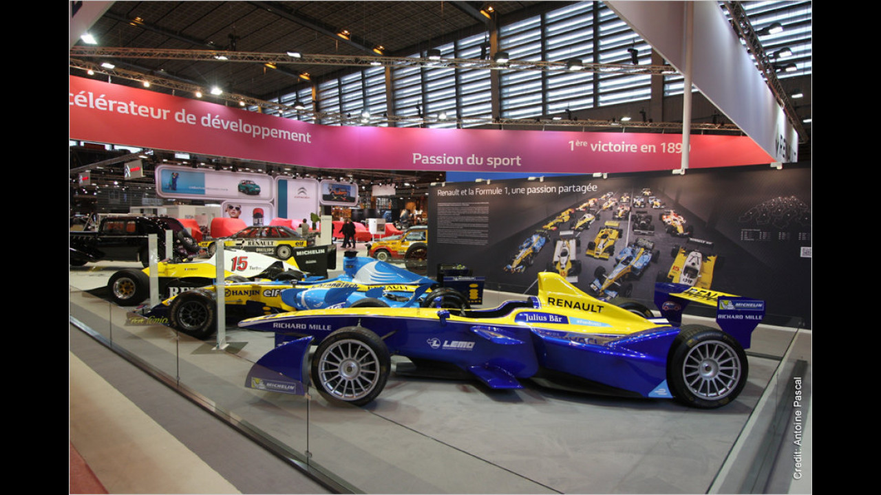 Renault Formel E (2016)