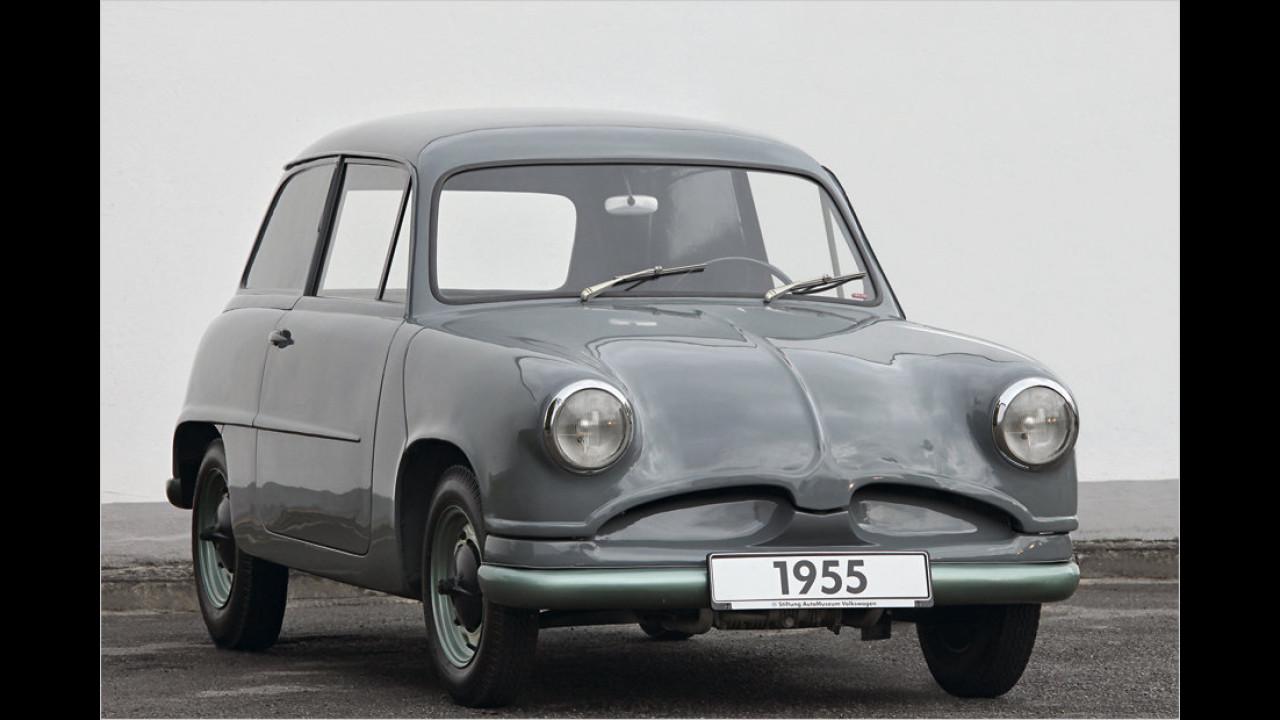 VW EA 48 (1955)