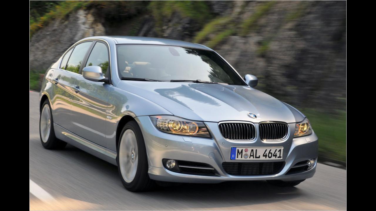 Platz 8: BMW 335d
