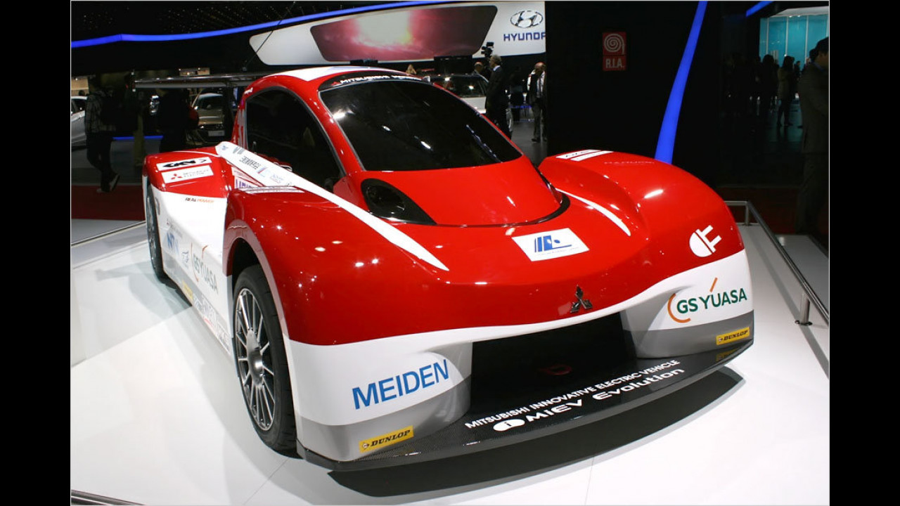 Mitsubishi i-MiEV Evolution