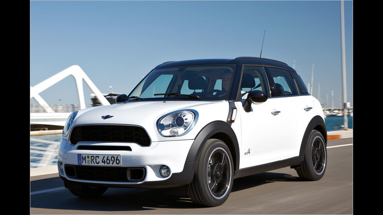 2010: Mini Countryman