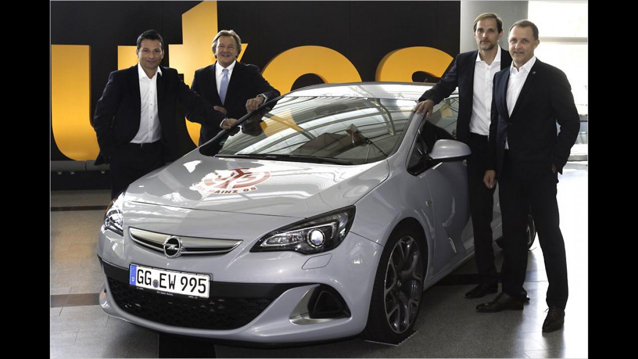 FSV Mainz 05: Opel