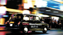 New Opel Corsa World Premiere in London