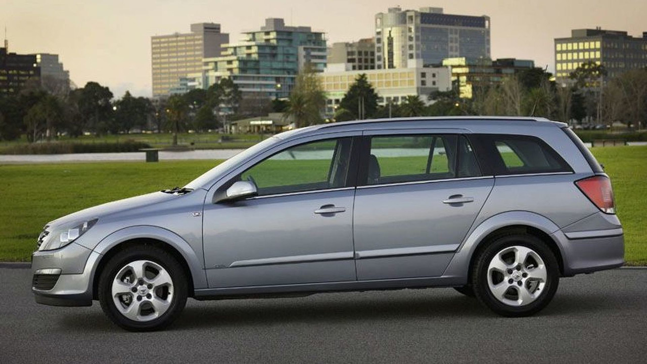 Holden Astra CDX Wagon
