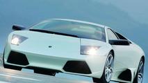 New Lamborghini Murciélago LP640