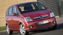 New Opel Meriva