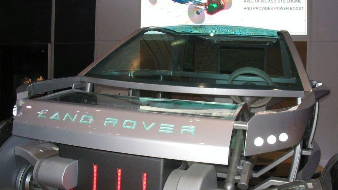 Land Rover Land_E Concept at Geneva