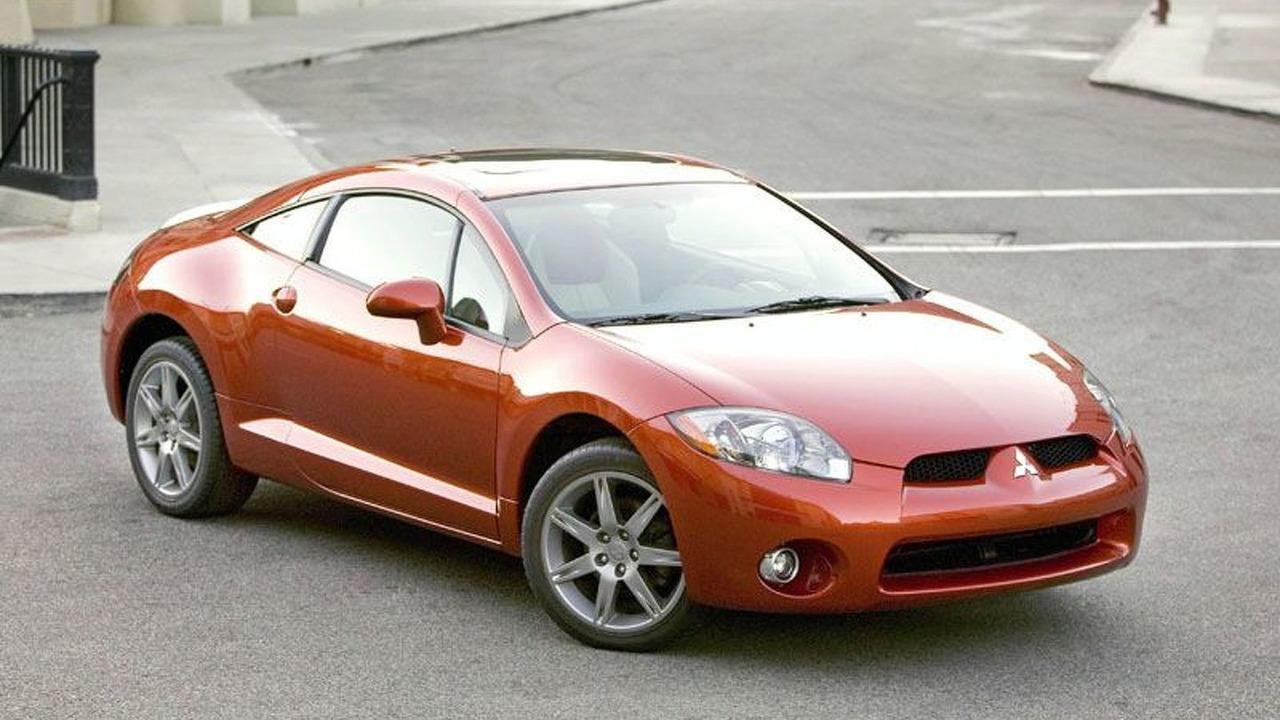 2006 Mitsubishi Eclipse Sport Coupe