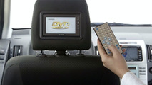 Toyota In Car Entertainment system