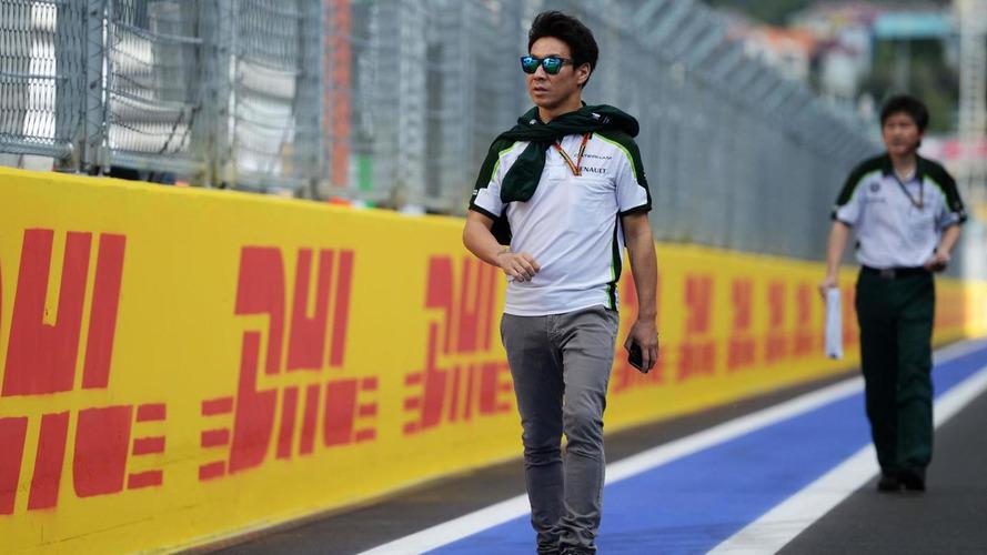 Kobayashi, Merhi unclear over Caterham future