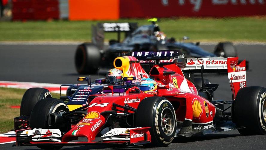 F1 legend Forghieri slams 'ridiculous' DRS