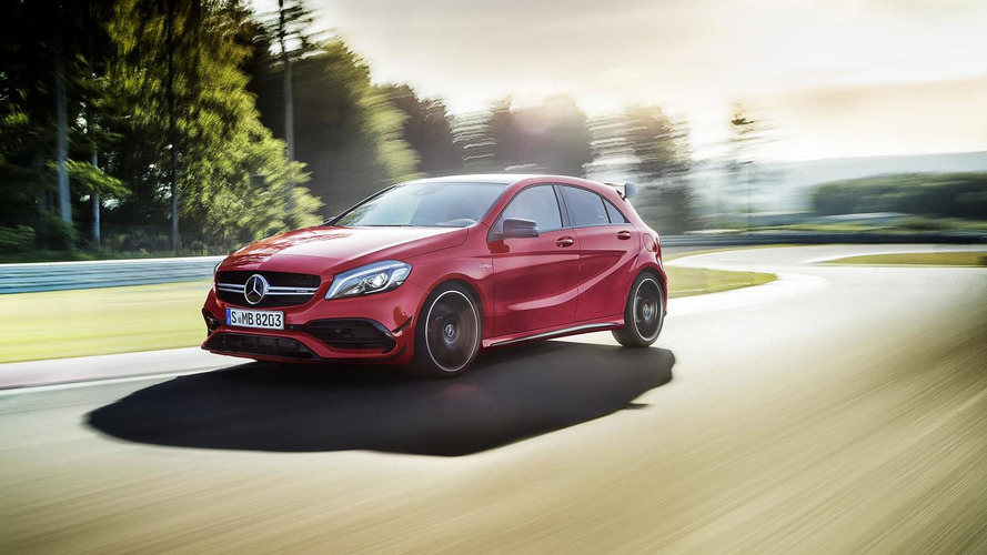 Mercedes confirms new entry-level baby AMG