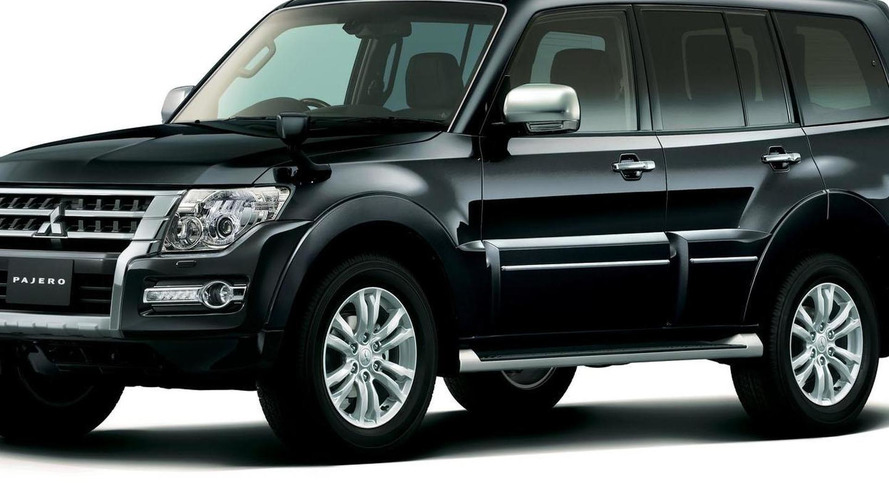 Mitsubishi says 2016 Pajero coming to Europe this summer with Android Auto and CarPlay support