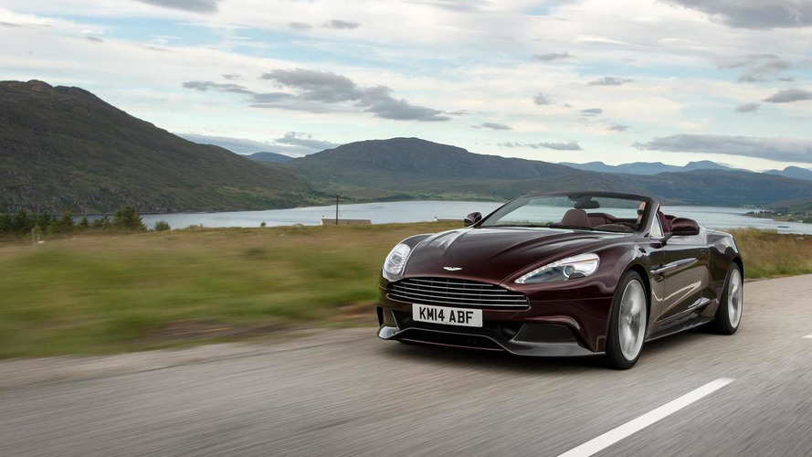 Aston Martin won't build cars with Mercedes