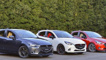 Mazda lineup for Tokyo Auto Salon