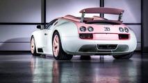 Bugatti Veyron Grand Sport Vitesse Cristal Edition