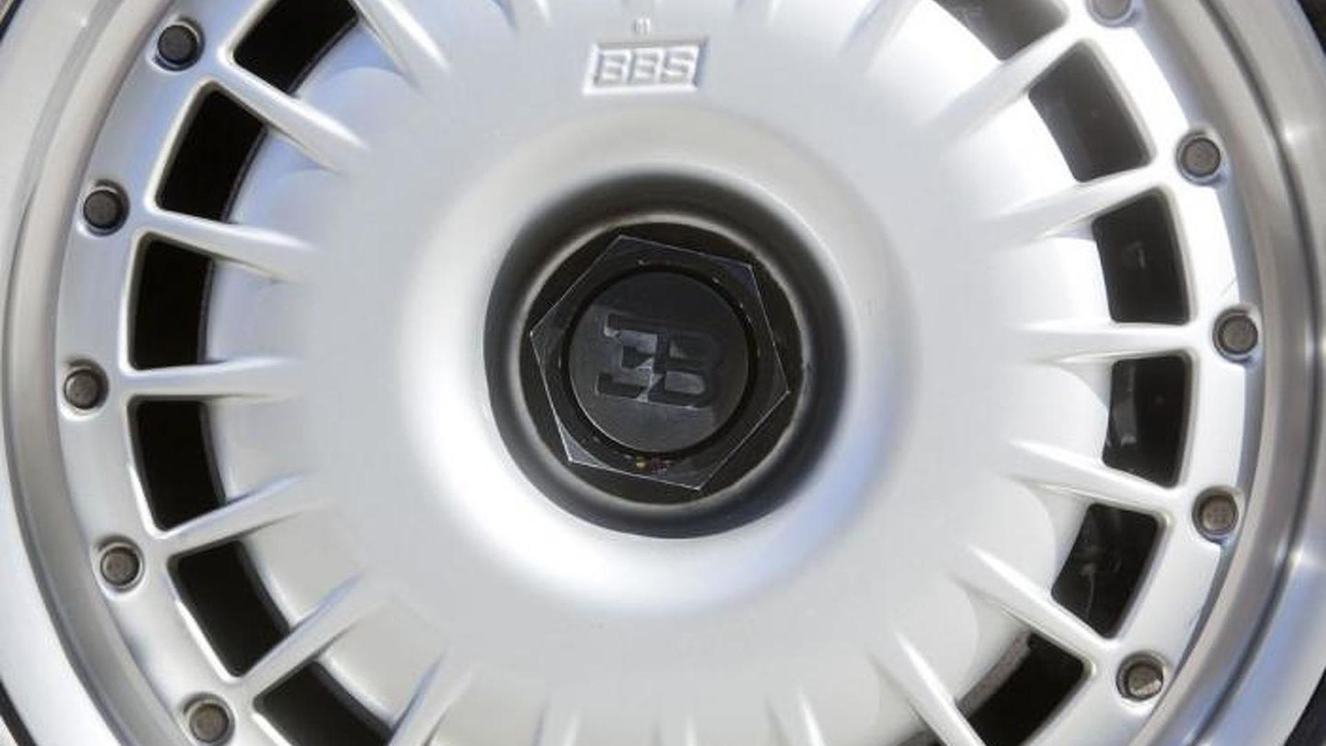 Литые диски Bugatti EB110 GT