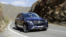 Mercedes-Benz GLE pricing announced in Germany, starts at €53,966