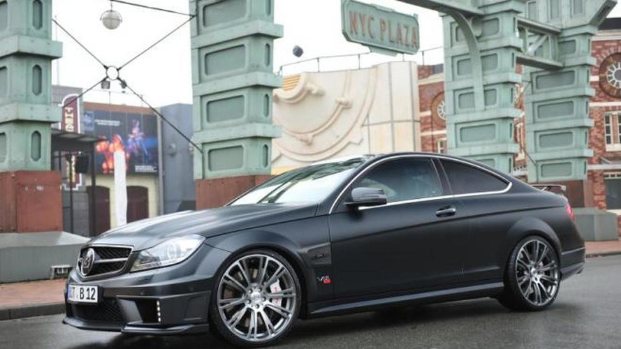 New Brabus Bullit Coupe with 800HP V12 ready for Geneva