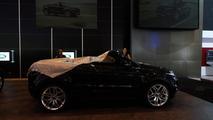 Range Rover Evoque Cabrio concept live in Geneva - 07.3.2012