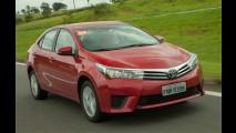 Toyota é eleita marca mais desejada do Brasil entre os concessionários