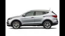 Hyundai Santa Fe 2016 é lançado no Brasil por R$ 164,9 mil