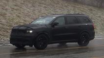 2018 Dodge Durango SRT Spy Photos
