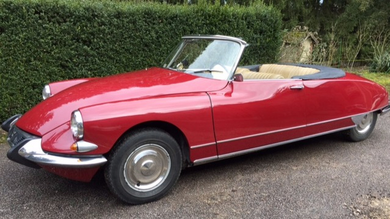 DS 21 Cabriolet