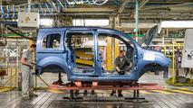 2017 - La production du Renault Kangoo à Maubeuge