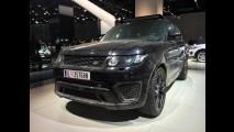 Frankfurt: veja os carros que estarão em 007 Spectre, próximo filme de James Bond