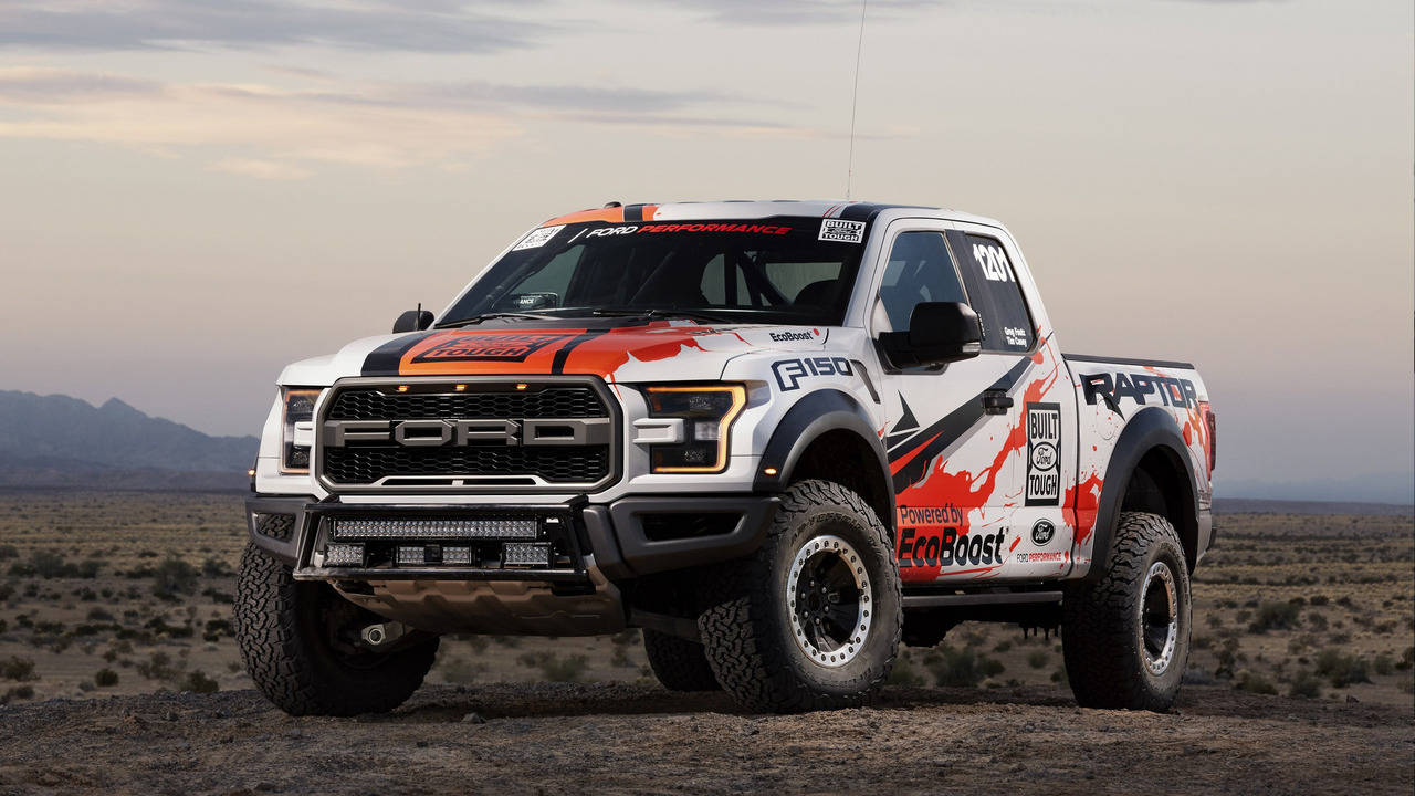 2017 Ford F-150 Raptor for Baja