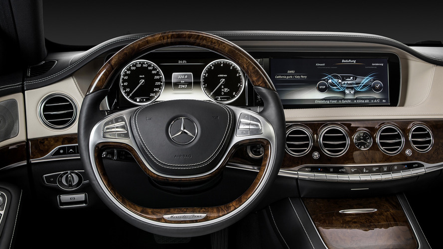 Mercedes-Benz S-Sınıfı