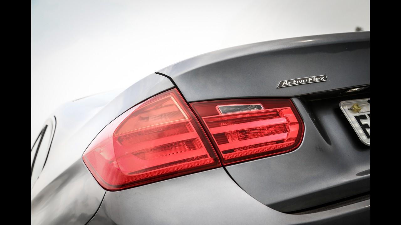 BMW Série 3 reestilizado será apresentado no próximo dia 7 de maio