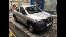 Renault Kwid é flagrado em testes pela primeira vez na Argentina
