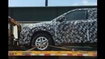 Flagra: próximo Jeep nacional, novo Compass é clicado novamente