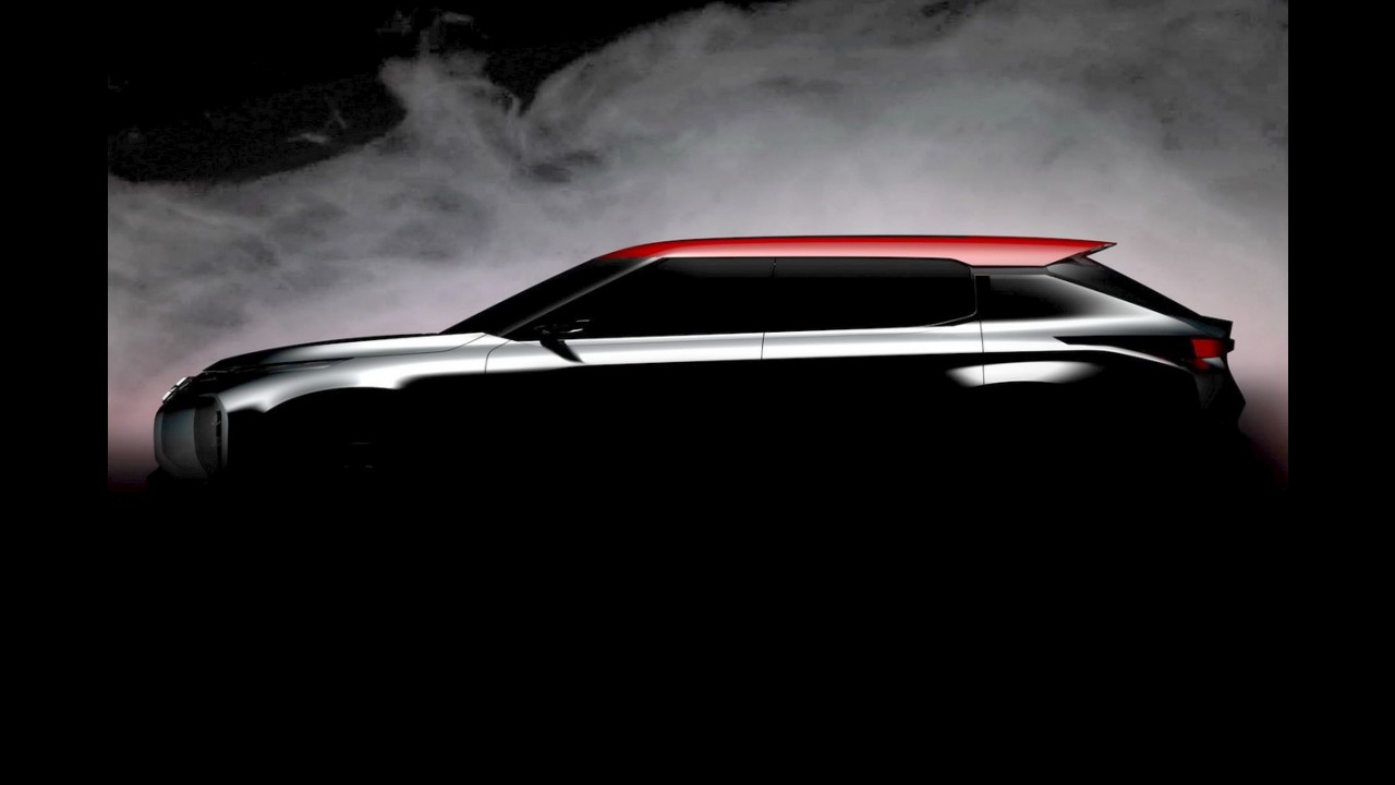 Mitsubishi divulga teaser que antecipa sucessor do Outlander