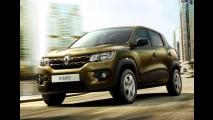 Barato, o novo Renault Kwid vai custar o equivalente a R$ 14,7 mil na Índia