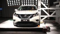 Nissan Murano Latin NCAP