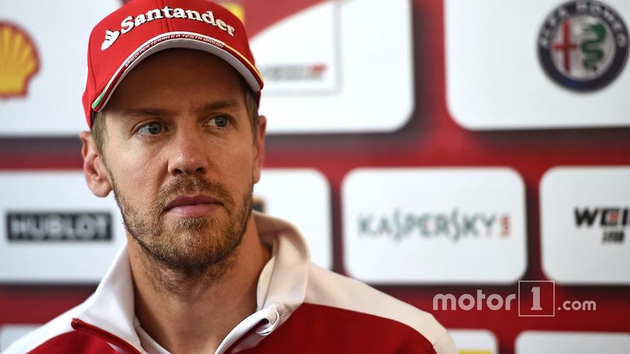 Vettel's radio rant in full: 'I'm going to hit someone'