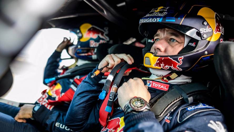 Dakar 2018 : Loeb et Elena abandonnent !