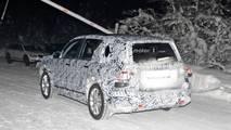 Mercedes-Benz GLB-Serisi casus fotoğraf