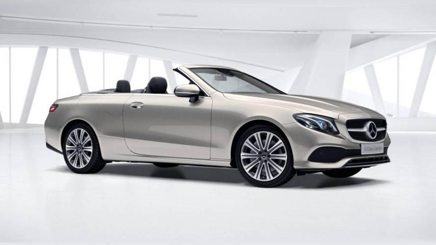 Mercedes Classe E 300 Cabriolet chega ao Brasil por R$ 413.900