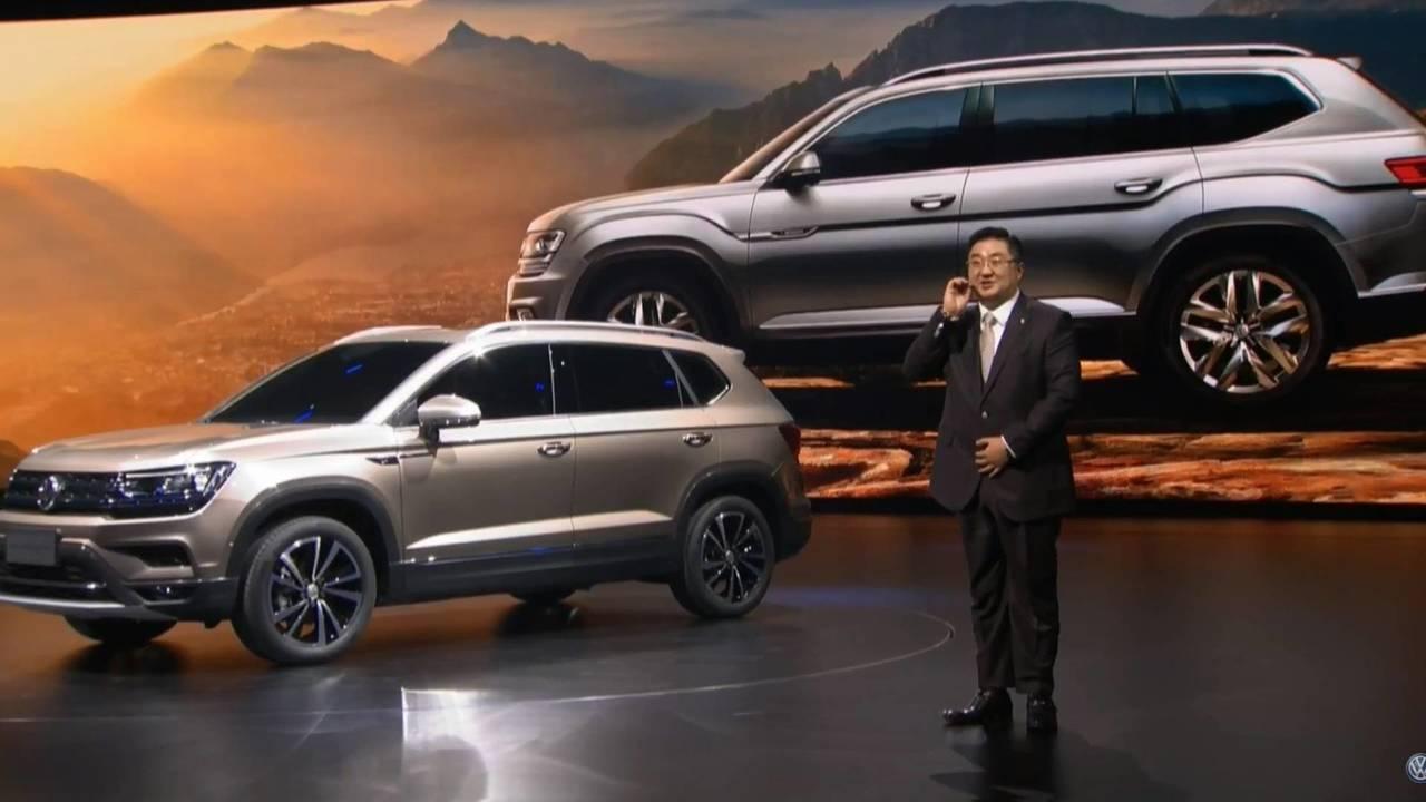 Volkswagen Powerful Family SUV / Tarek