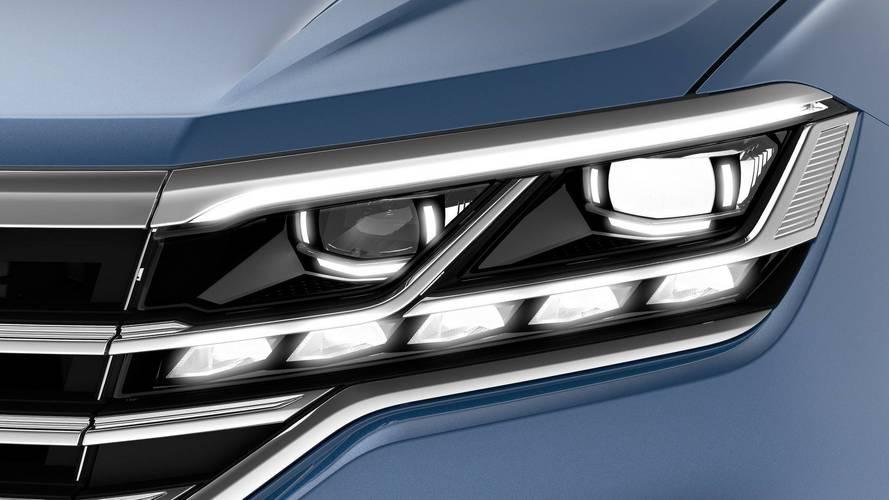 2019 VW Touareg Top 10 Technology Features