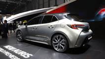 Toyota Auris: salón de Ginebra 2018