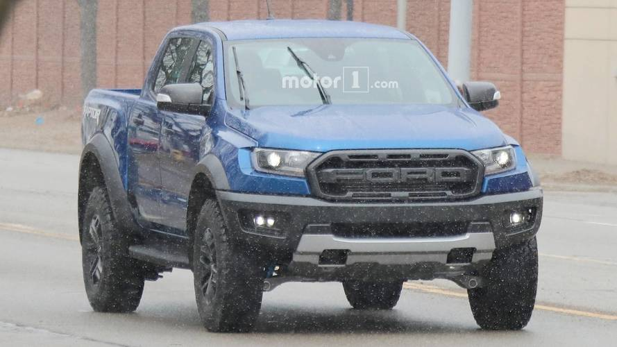 Ford Ranger Raptor In America