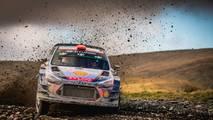 Así felicitan en el WRC las Navidades