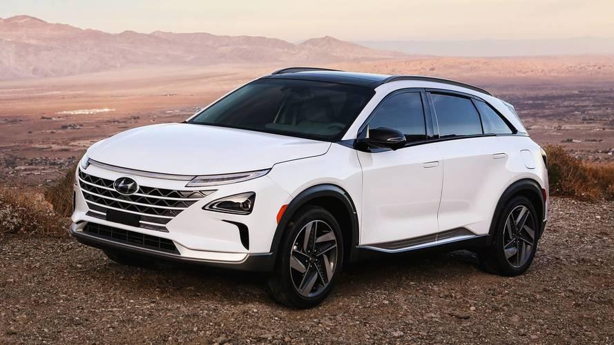 Hyundai Nexo, inizia la commercializzazione del SUV a idrogeno